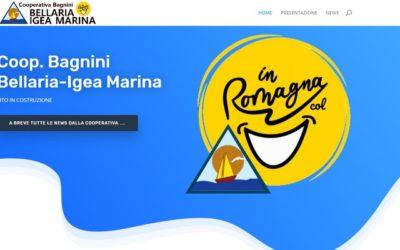 On-line il Nuovo sito della Cooperativa Bagnini di Bellaria Igea Marina
